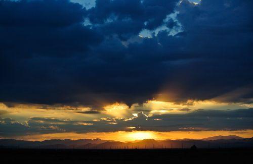 Sunrise 7-17-12