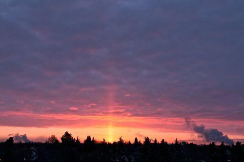 sunrise edmonton canada