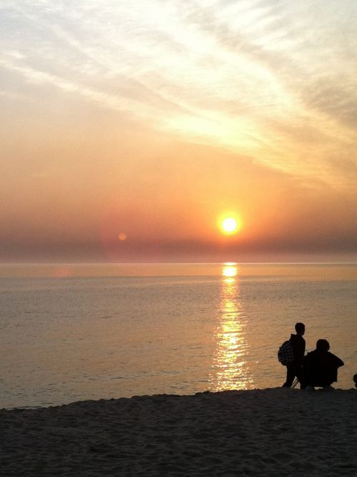 sunrise japan sea jung dong-jin
