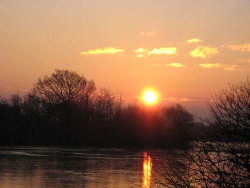 Sunrise In Chichester