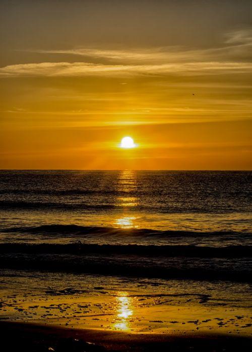 saulėtekis & nbsp, per vandenyną, apie & nbsp, 5 am saulėtekį, auksinė & nbsp, valanda, auksinis & nbsp, saulėtekis, jūra, vandenynas, kraštovaizdis, šiltas, saulėtekis per vandenyną