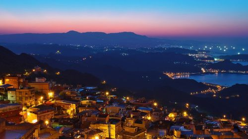 sunset coast village