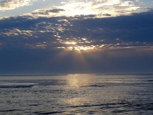 sunset beach beach sunset
