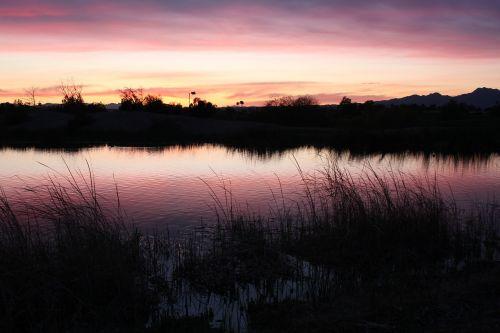 saulėlydis,Arizona,kraštovaizdis