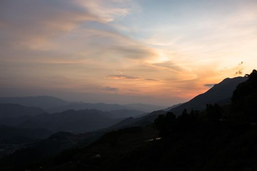 sunset vietnam so