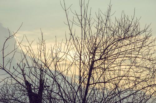 sunset clouds pretty