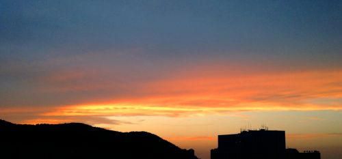 sunset purely views