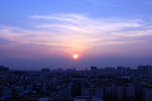 sunset views photography