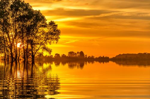 sunset sun holiday