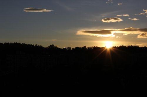 sunset bogota bogotá
