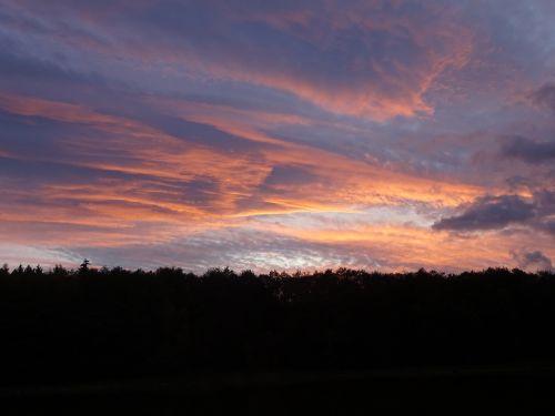saulėlydis,aušra,dangus,twilight,debesys,vakaruose,saulė,medžiai,dramos,dangus,vakaras,romantika,siluetai,vakarinis dangus,taika,oranžinė,naktinis dangus,vasara,siluetas,gamta,kraštovaizdis,horizontas,išnyks,šviesa,graži atmosfera