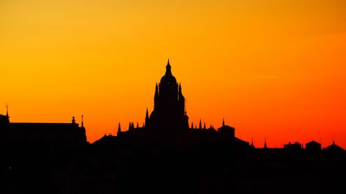 sunset segovia views