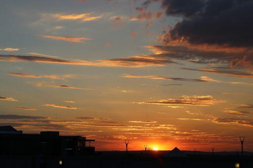 sunset sandton johannesburg