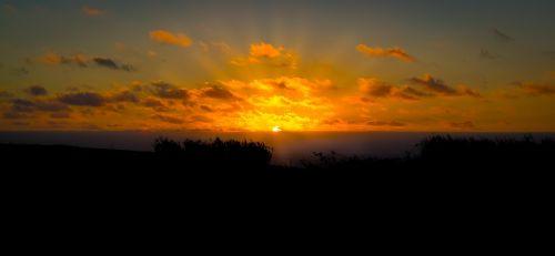 sunset sintra samarra beach