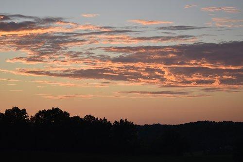 sunset  farm  kentucky