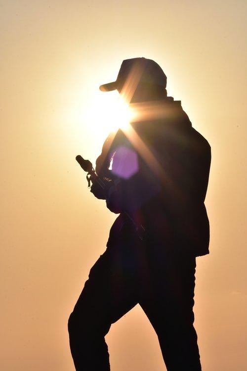 sunset  sun light  sun