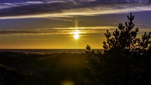 sunset  sunset sky  clouds