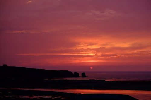 sunset beach ca