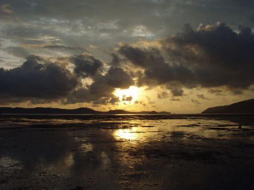 sunset beach phuket