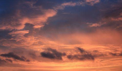 sunset,sky,sun,clouds,orange sky,evening sky,red sky