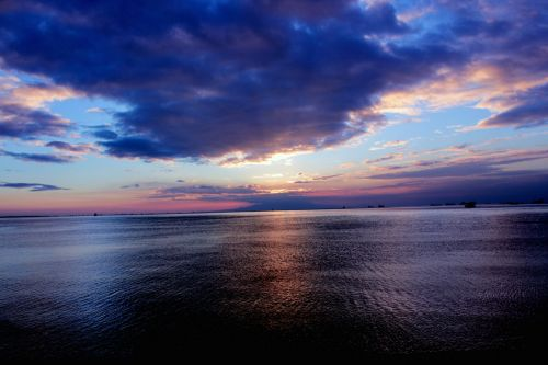 Sunset In Manila Bay 12