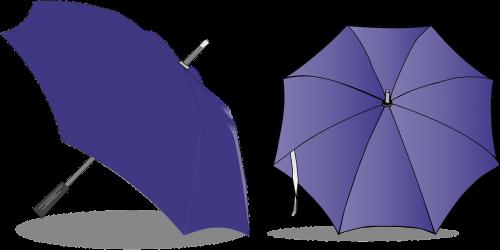 sunshade umbrella beach