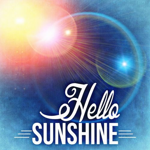 sunshine sun good mood