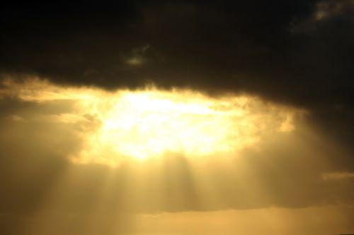 Sunshine And Sun Rays