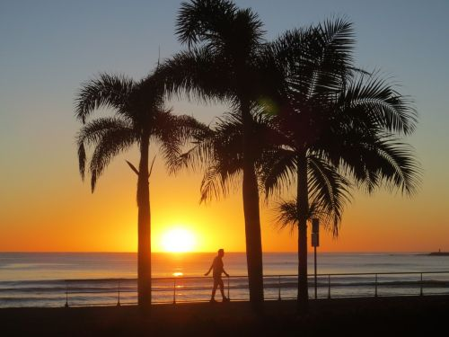 sunshine coast australia sunrise