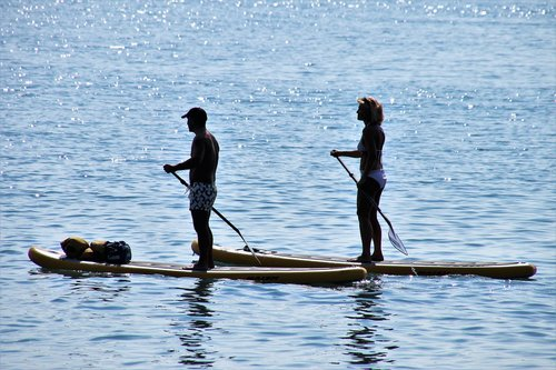sup  lake  sport