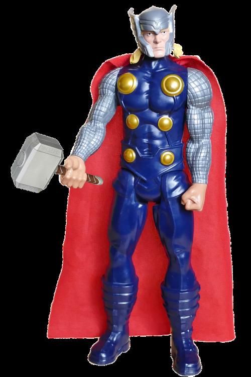super,herojus,Thor,Super herojus,galia,Super herojus,jėga,kostiumas,viršūnė,stiprus,vyras,drąsos,galingas,drąsus,žmonės,raudona,animacinis filmas,asmuo,mėlynas,plaktukas,Asgard,piktograma,charakteris,figūra,veiksmas,vaikinas