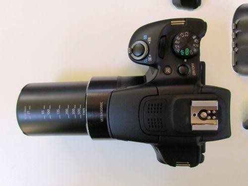 Super Zoom Digital Camera II