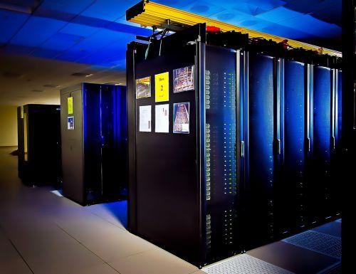 supercomputer mainframe olympus