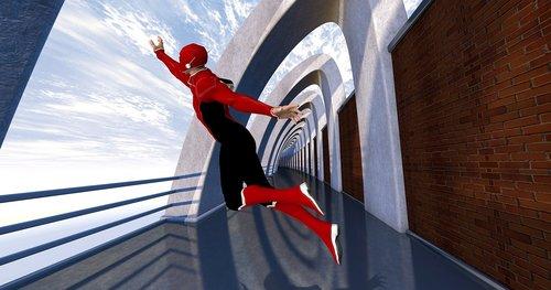 superhero  super hero  superman