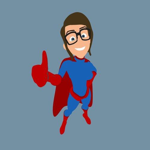 superhero  hero  woman
