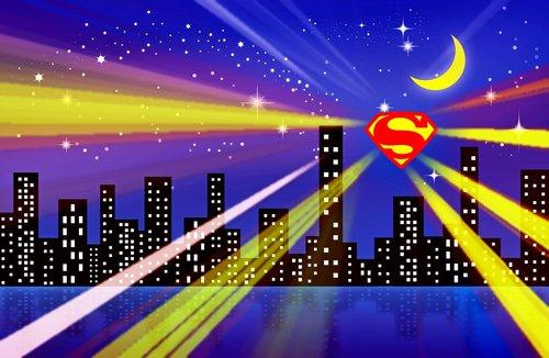superman  superman city  superhero