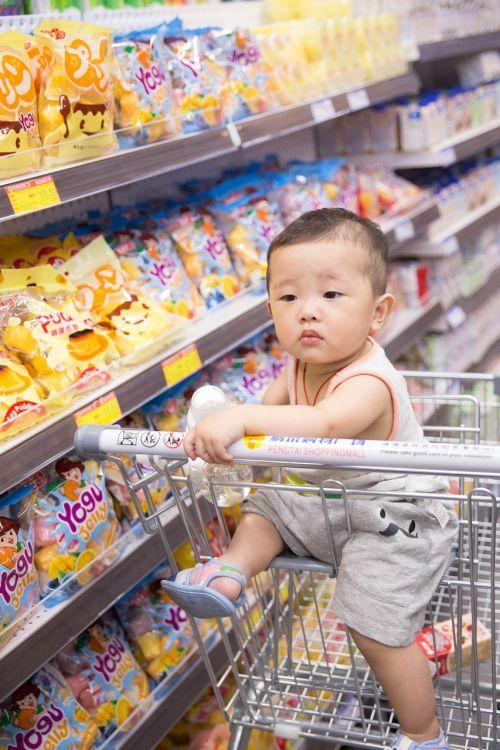 supermarket kids baby