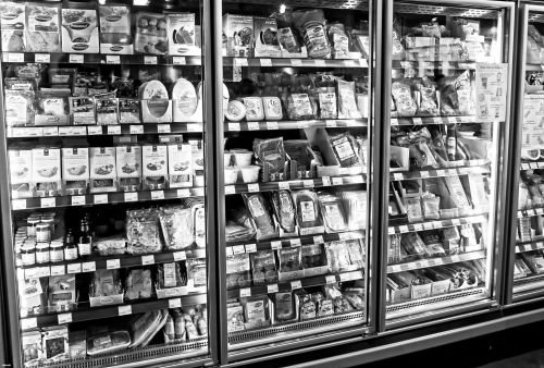 Supermarket Cooler Cabinets