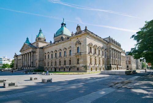 supreme administrative court leipzig saxony