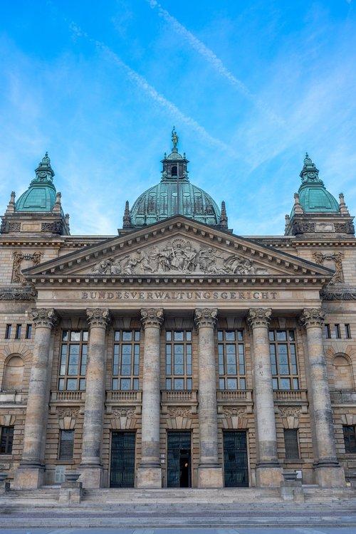 supreme administrative court  court  leipzig