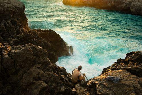 surf ocean swim