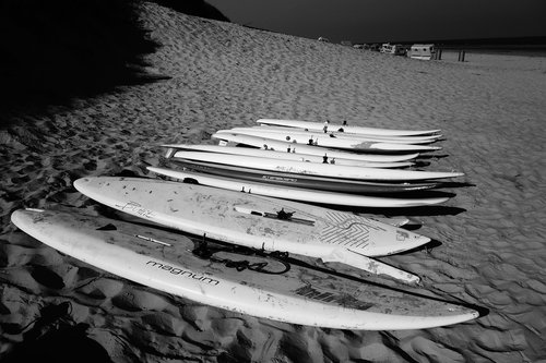 surf  surfboards  beach