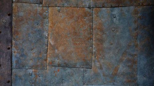surface rivet metal