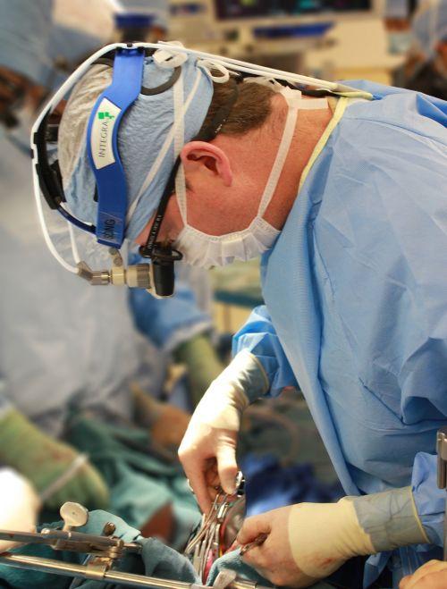 vascular surgery doctor