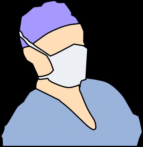 surgeon doctor mask