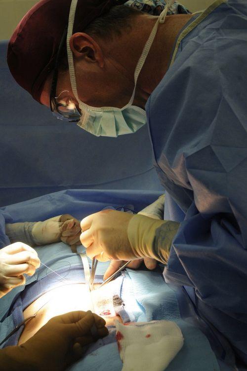 surgery surgeons operation
