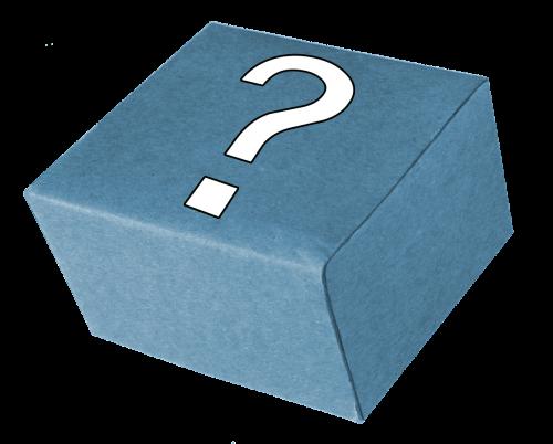 surprise box question question