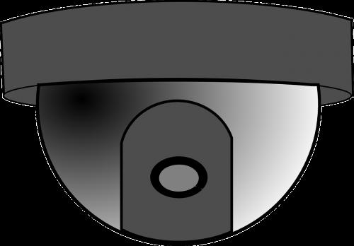 surveillance camera observe