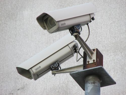 surveillance camera camera security