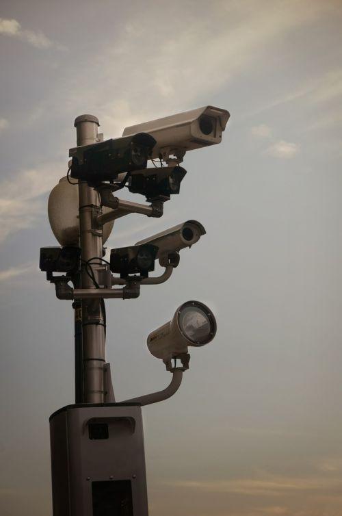 surveillance state cameras monitoring